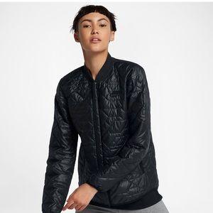 b6ed12e4a9b4 Nike Jackets   Coats - Nike sportswear quilted bomber jacket
